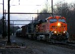 BNSF 5786 On CSX K044